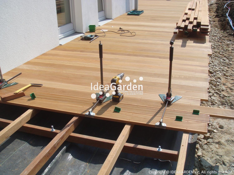 Kompleksowy Montaż Tarasów Tarasy Drewniane I Kompozytowe