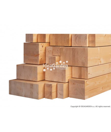 Drewno klejone BSH 80x120...