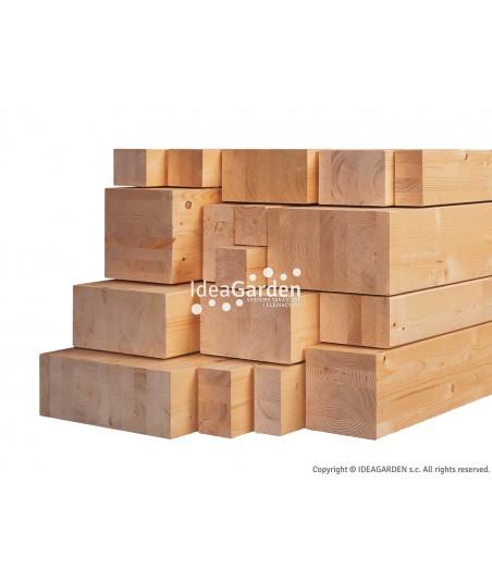 Drewno klejone BSH 100x120...