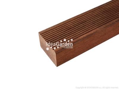 Legar z drewna egzotycznego 45x70 [mm] - dł. 5,18 m