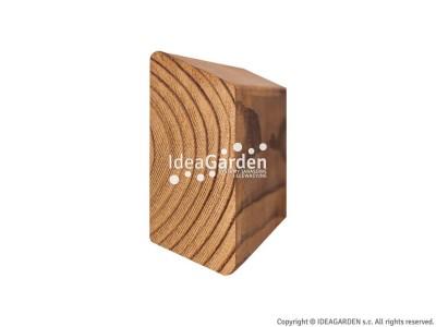 Deska elewacyjna Thermo Sosna Skandynawska 20x67 [mm] - dł. 4,2 m (profil C7)