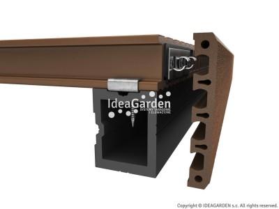 Łącznik PVC Select Timberness