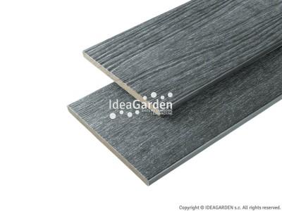 Deska cokołowa Fascia US08 10x138 [mm] (Light Gray) - dł. 2,8 m